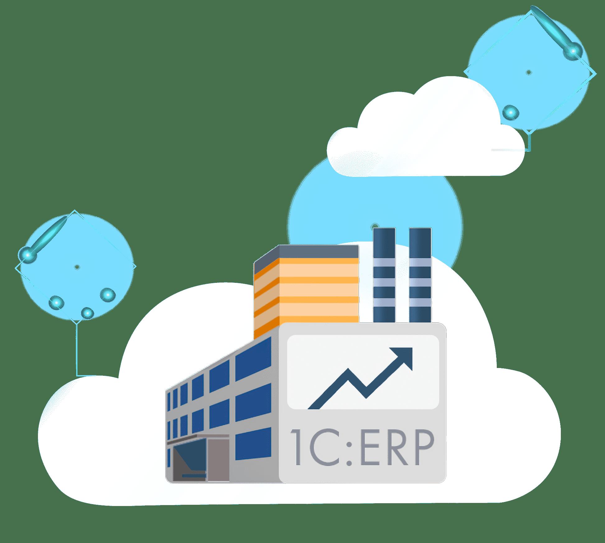 1С:ERP Управление предприятием в облаке